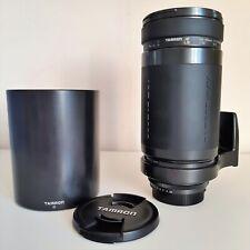 Tamron  af 200-400 mm LD f5.6 per Nikon, in perfette condizioni