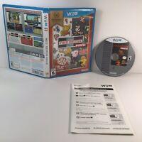 Nintendo Selects: NES Remix Pack ( Nintendo Wii U ) COMPLETE