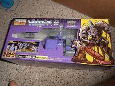 Takara Transformers Reissue G1 Galvatron D-62S Scramble City Anime Colors MIB