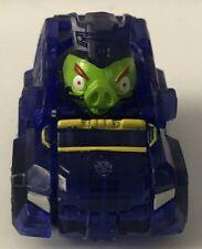 Angry Birds Transformers Telepods SOUNDWAVE Deceptihog Pig UNTESTED