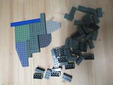 LEGO 2 x Stein 1x2 TV Fernseher grün 3 Knöpfen screen 3 buttons 3004px4