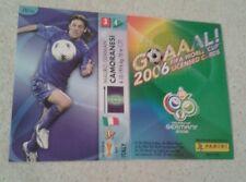 FIFA 2006 World Cup Italy MAURO CAMORANESI Panini Trading Card