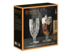2 Nachtmann Noblesse Cocktailgläser, Eisbecher- Eiskaffee- Biertulpen Kristall