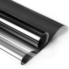 One Way Home Privacy Tint Mirror Solar Reflective Window Film Anti-UV 100x60cm
