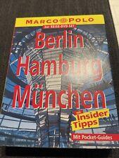 Marco Polo - 3er-Reise-DVD-Set: Deutschlands schönste Städte  (DVD, 2005)