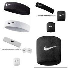 Nike Swoosh Sweatband Wristband Unisex Sports Band - 2 Colours - New