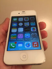 Apple iPhone 4 - 8GB - White (Unlocked) A1332 (GSM) READ LISTING #023