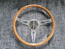 Oldtimer Holz Lenkrad Hot Rod Chevrolet Chevy Ford Mustang Dodge Buick Pontiac