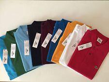 Lacoste unifarbene Herren-T-Shirts aus Baumwolle