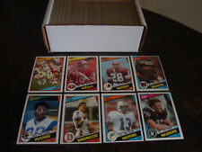 1984 Topps Football---Near Complete Set 1-396---Need 9 Cards---See List