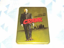 Crank (2007)  DVD Jason Statham  Metallbox