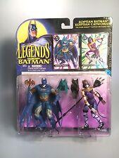 Legends of Batman EGYPTIAN BATMAN + CATWOMAN 2-Pack 1995 Kenner Elseworlds MOC