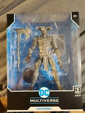 """STEPPENWOLF JUSTICE LEAGUE DC MULTIVERSE TOD McFARLANE TOYS 10"""" ACTION FIGURE BN"""