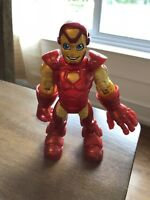 "2005 Toy Biz Spider-Man and Friends Iron Man 6"" Action Figure (6)!"