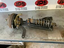 n/s/f suspension strut, arm + hub X Yamaha petrol golfbuggy / golf cart..£50+VAT