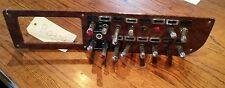2002 Peterbilt 379 15 Switch Instrument Cluster P-0329