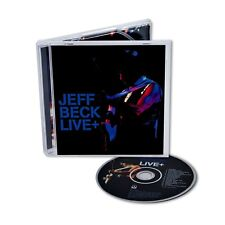 JEFF BECK - LIVE/+  CD NEU