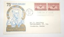 75TH ANNIVERSARY AMERICAN CHEMICAL SOCIETY FIRST DAY COVER 1951