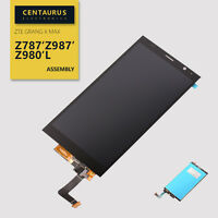 Touch Screen Digitizer Lcd Display Assembly New For ZTE Grand X MAX+ 4G LTE Z987