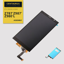 For ZTE Grand X Max+ 4G Z987 Assembly Touch Screen Digitizer Lcd Display New