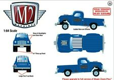 *Gold Chase* M2 Machines 1950 Studebaker R2 Truck Gasser Hobby Exclusive