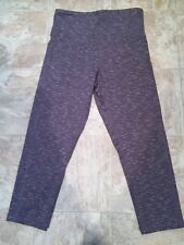Activewear The Cheapest Price 840t2 Champion 0c242 Moisture Wicking Stretch Capri Large Contrast Waistband