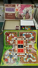 Whodunit: Mystery detective Game Selchow & Righter 1972