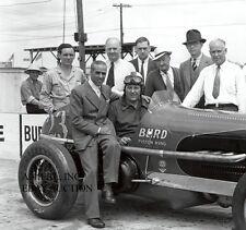 Indianapolis 500 Tazio Nuvolari 1940s photo photograph Indy 500 photo
