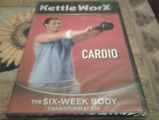 dvd kettle worx cardio the six week body transformation new sealed training