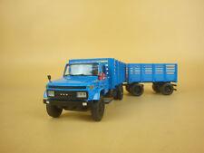 1/50 China FAW JIEFANG CA141 CA 141 truck model blue color