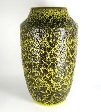 Xl Lava céramique vase western Germany 60er/70er années vintage pottery 40cm Big