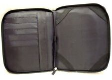 "Xhilaration Zip Case Pouch for Apple iPad Tablets eReaders Nook Kindle Black 10"""