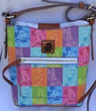 Disney Dooney & Bourke Pop Art Small Roxy Crossbody Bag