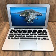 """Apple MacBook Air 11"""" 256GB SSD 8GB RAM 1.4GHz Intel i5 Processor Fully Tested"""