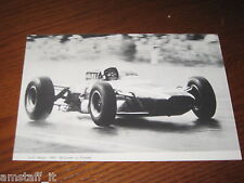 (164)=G.P. F.1 BEGLIO 1965 BRUCE McLAREN COOPER=RITAGLIO=CLIPPING=FOTO=