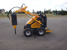 ROCK BREAKER- Mini Digger Attachment, for motordiggers, dingo, toro, kanga etc