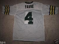 Brett Favre #4 Green Bay Packers Green/ White Reversible Reebok Jersey 48
