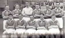 ABERDEEN FOOTBALL TEAM PHOTO>1954-55 SEASON