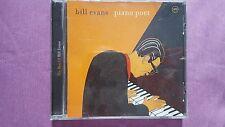 BILL EVANS  - PIANO POET. THE BEST OF. CD VERVE 2001