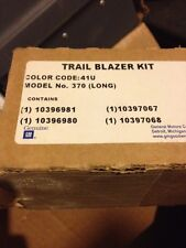 Factory Original Oem Trailblazer Moldings Color 41u Model 370 Long 10397067