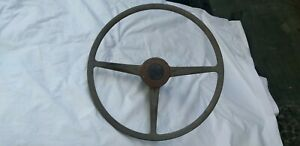 Land Rover Series 1 2 2A 3 Steering Wheel Genuine Original