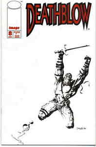 Deathblow #8 FN; Image | save on shipping - details inside