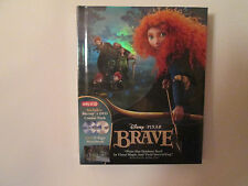 Brave (Blu-ray/DVD, 2012, w/ 32p. Digibook Target Exclusive) OOP Disney