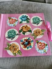 Paperchase Craft Floral Scrap Book