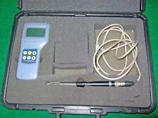 Kanomax Climomaster A531 Thermal Anemometer  W/ PROBE & CASE