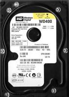 Western Digital WD400BB-75JHA0 40GB IDE Hard Drive DCM: HSBHYTJCH