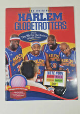 More details for harlem globetrotter world tour souvenir programme 2013