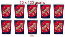10 x Fazer DUMLE ORIGINAL Soft Toffee Covered with Milk Chocolate 120g 4.2oz