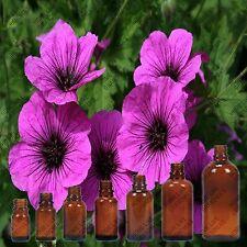 Geranium Essential Oil - 100% Pure and Natural - US Seller!