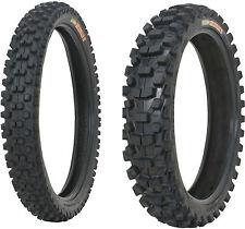 New Kenda 80/100-21 & 100/90-19 K785 Millville II Tire Set CRF250R/KX250F/YZ250F